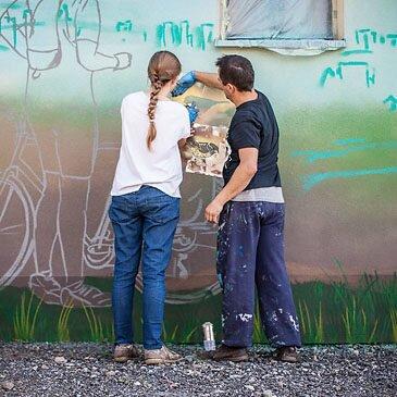 Zapowiedź fotorelacji z Festiwalu Graffiti i Sztuk Młodzieżowych w Zielonkach