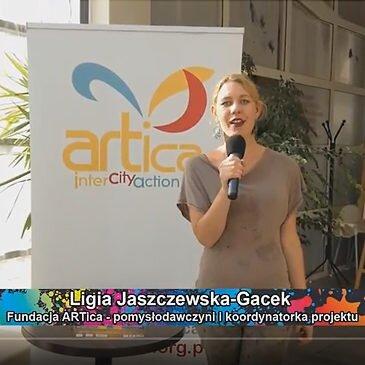 Festiwal Graffiti i Sztuk Młodzieżowych – Zielonki 2016 – video