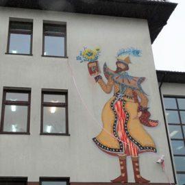 """Wyspiański w street arcie, street art w Wyspiańskim""""- filmowy reportaż z Festiwalu-video"""