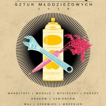 Malowanie, wycieczka, warsztaty – Festiwal Sztuk Młodzieżowych- Zabierzów 2018