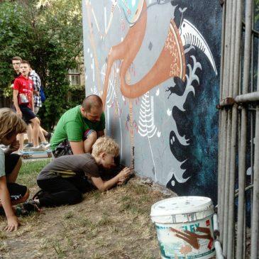 Festiwal Sztuk Młodzieżowych 2018- Kraków – film